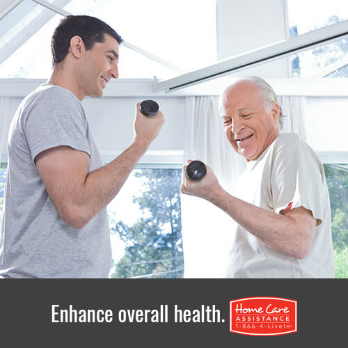 How to Encourage Senior Exercise