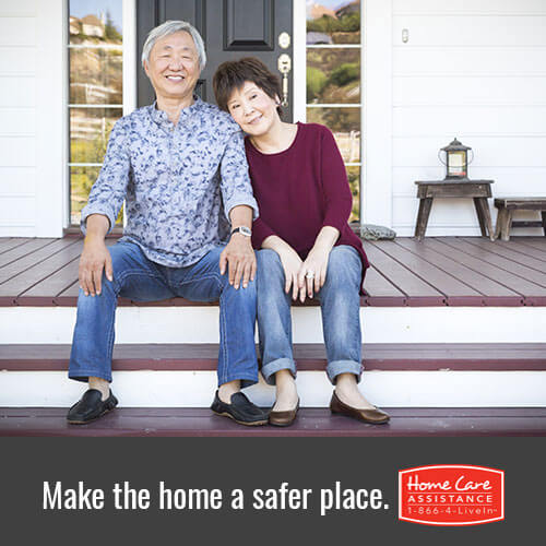 A Safer Home for the Elderly