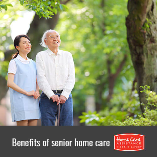 Four Reasons why Senior Home Care is Beneficial for Your Senior Loved One