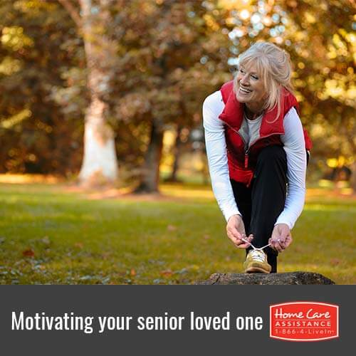 Keeping Your Elderly Loved One Motivated