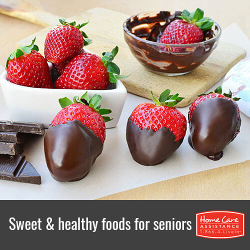 Healthy Treats for Your Senior Loved One