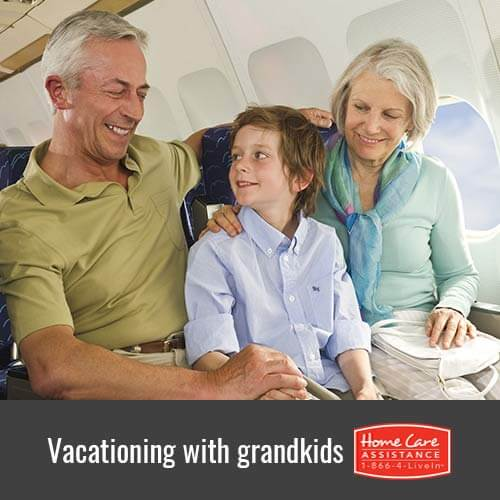 Tips for Seniors Vacationing With Grandkids in Mississauga, CAN