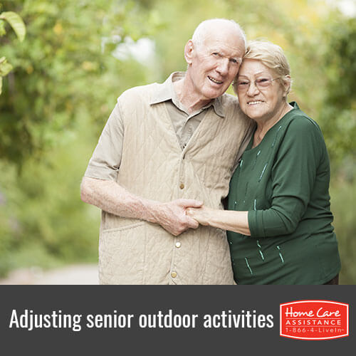 How to Adapt Outdoor Activities for Seniors in Mississauga, CAN