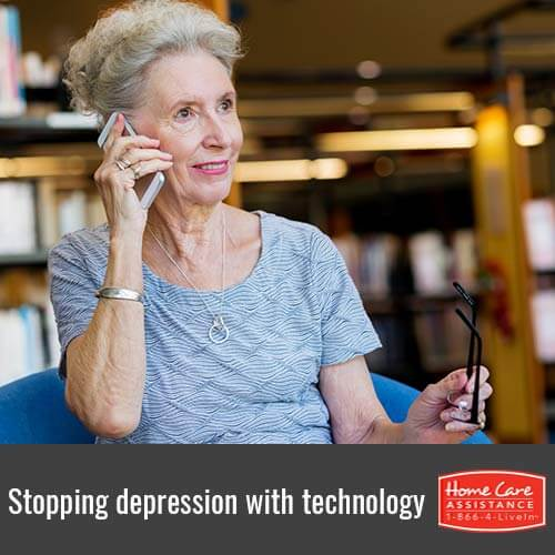 Technological Devices that Can Prevent Senior Depression in Mississauga, CAN