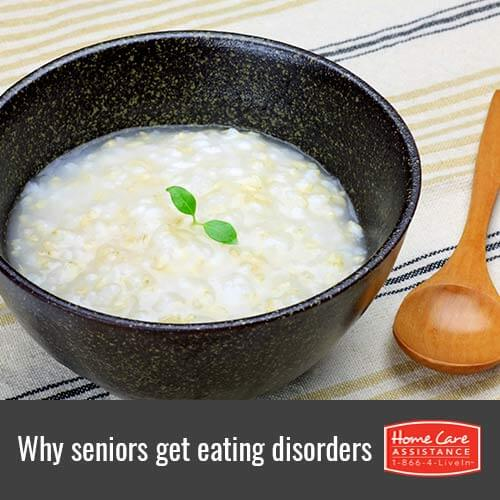 4 Simple Reasons Why Mississauga, CAN Seniors Develop Eating Disorders