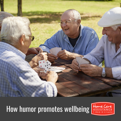 How Seniors Who Laugh Often Experience Health and Vitality in Mississauga, CAN