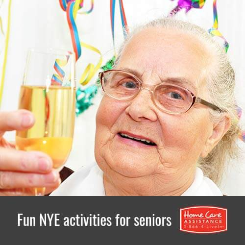 Fun New Year's Eve Activities for Mississauga, CAN Seniors