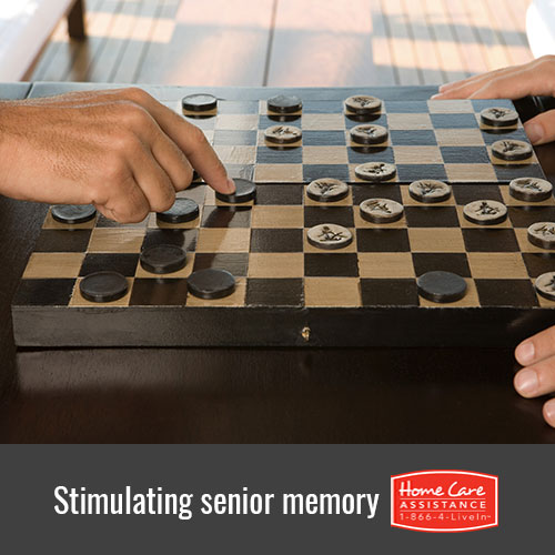 Games and Activities that Help Stimulate a Senior's Memory in Mississauga, CAN