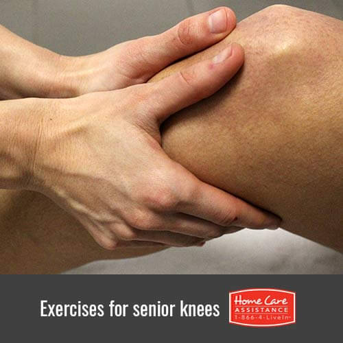 Knee Exercises for Seniors in Mississauga, CAN