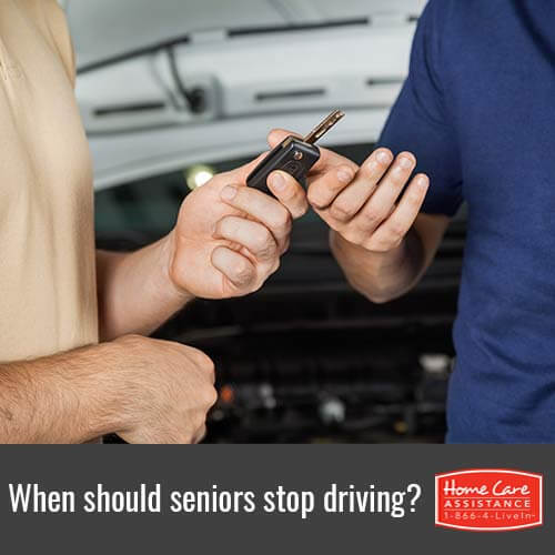 Knowing When It's Time to Take Your Loved One's Car Keys Away in Mississauga, CAN