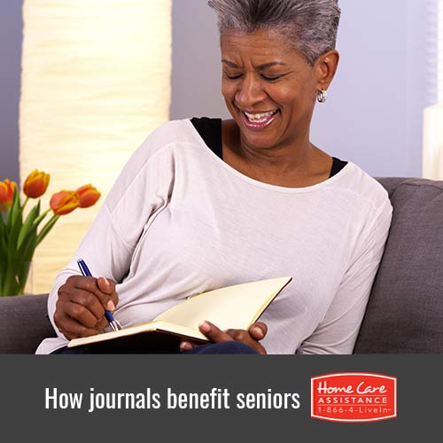 The Benefits of Keeping a Journal for Seniors in Mississauga, CAN