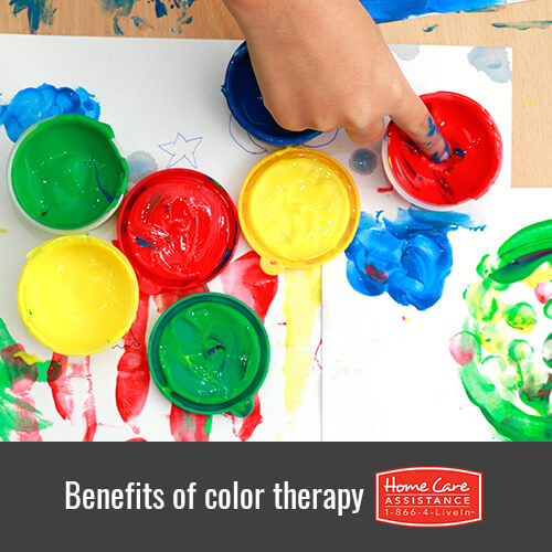 How Color Therapy Benefits Seniors in Mississauga, CAN