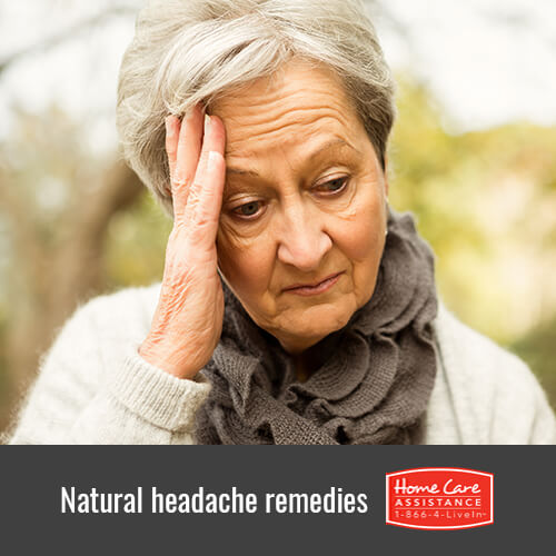 Natural Headache Remedies for Seniors in Mississauga, CAN