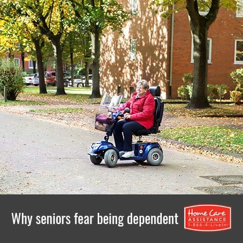 Reasons Your Senior Loved One Fears Losing Independence in Mississauga, CAN