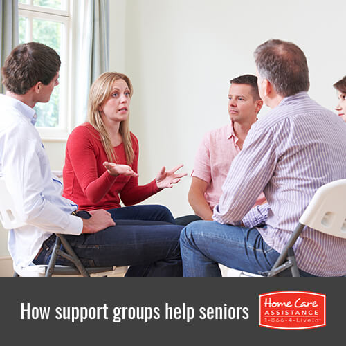 How Support Groups Help Seniors with Degenerative Illnesses in Mississauga, CAN