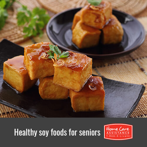 How to Add Soy to a Senior's Diet in Mississauga, CAN