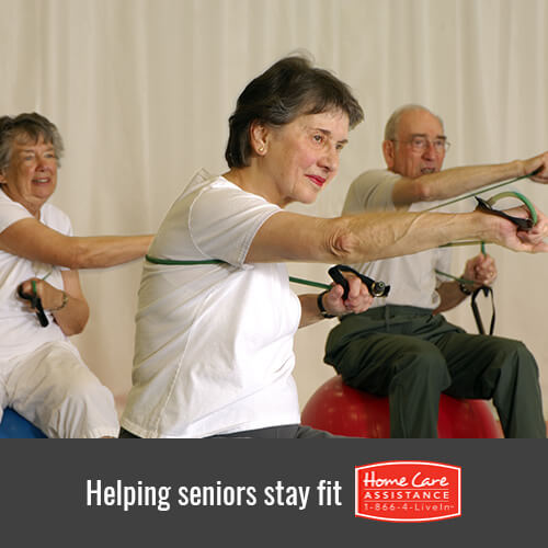 How to Help Your Senior Loved One Stay Physically Fit in Mississauga, CAN