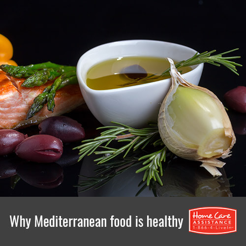 Why Your Senior Loved One Should Eat More Mediterranean Food in Mississauga, CAN