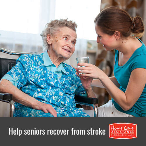 Helping Seniors Recover from Stroke at Home in Mississauga, CAN
