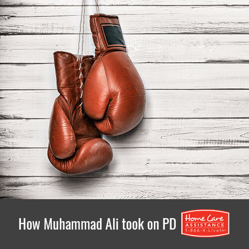 Inside Muhammad Ali's Struggle with Parkinson's Disease in Mississauga, CAN