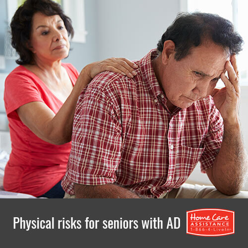 Knowing the Physical Risks of Alzheimer's Disease in Mississauga, CAN