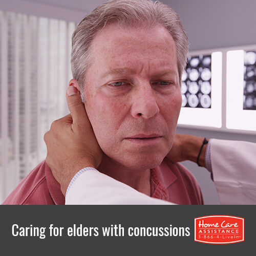 Concussion in Seniors in Mississauga