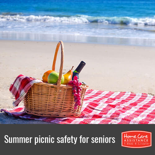 Helping Seniors Enjoy a Safe Summer Picnic in Mississauga, CAN