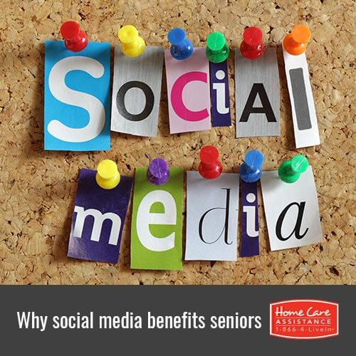 Why the Elderly Benefit From Using Social Media in Mississauga, CAN