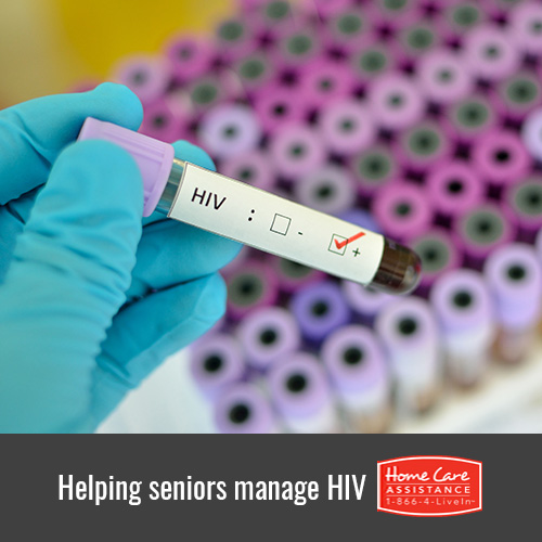 How to Help Seniors Manage HIV in Mississauga, CAN