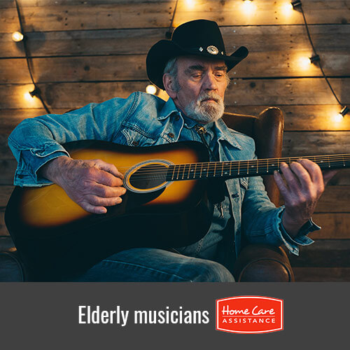 Elder Musicians That Still Play in Mississauga, ON, Canada