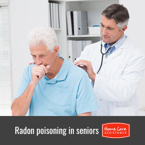 Elderly Radon Poisoning Warnings in Mississauga, ON, Canada