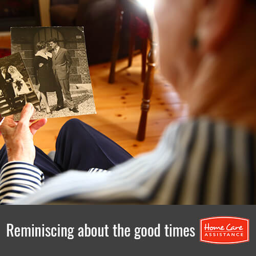 Remembering the Past with Your Senior Loved One in Mississauga, ON, Canada