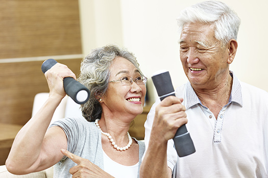 How Elders Can Increase Arm Strength in Mississauga, ON