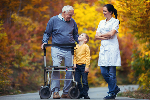 Managing Work & Family Caregiving Duties in Mississauga, ON