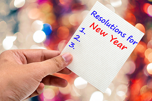 Resolutions for Family Caregivers for New Years in Mississauga, ON