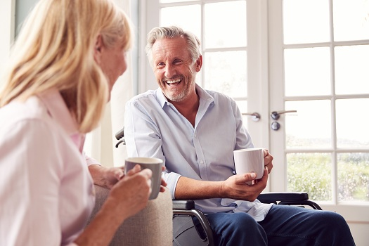 How Aging in Place Can Keep Your Loved One Happy in Mississauga, ON