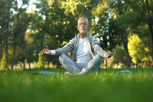 Benefits of Meditating in the Senior Years in Mississauga, ON