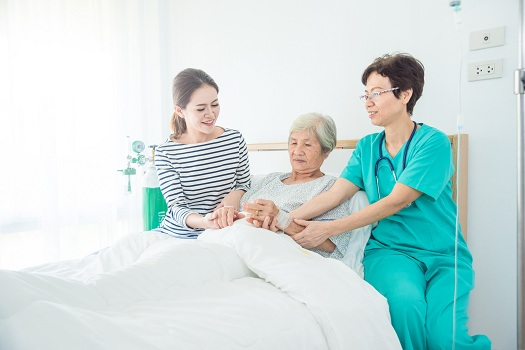 Tips to Care for an Incontinent Aging Parent in Mississauga, ON